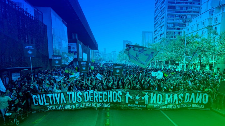 ALZAMOS LA VOZ SOBRE LAS POLÍTICAS DE DROGAS HACIA UN CHILE SUSTENTABLE MÁS CONSCIENTE